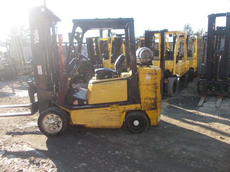 Topnotch Wózki widłowe | Sprzedaż wózków widłowych i maszyn budowlanych | TOMEX MS61